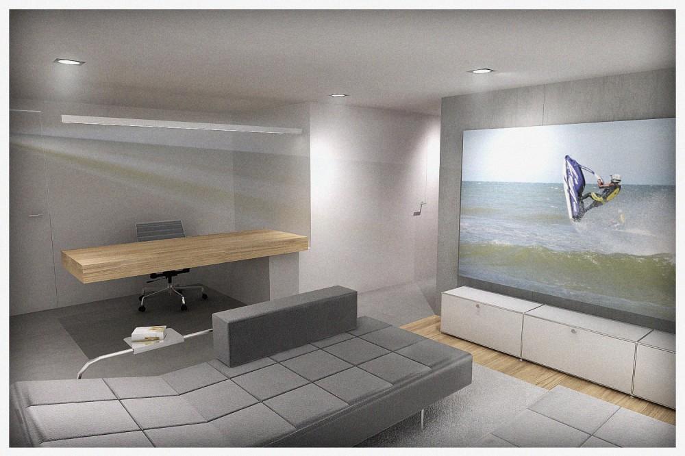 ARE_wnętrza domu w Baranowie