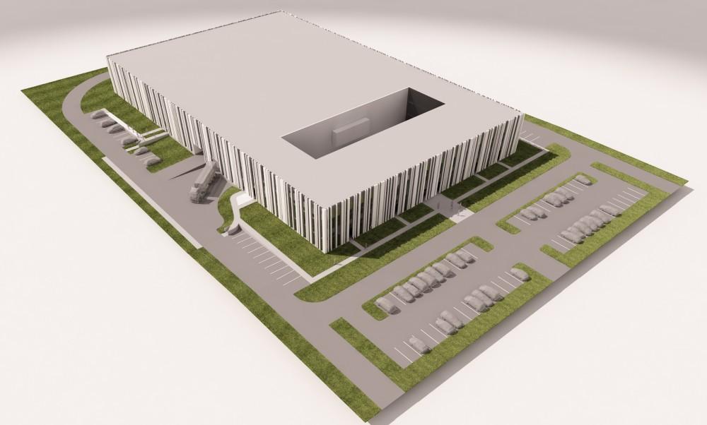 SWA_budynek biurowo-laboratoryjny w Swadzimiu