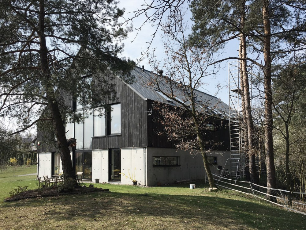 YAN_dom w Puszczykowie