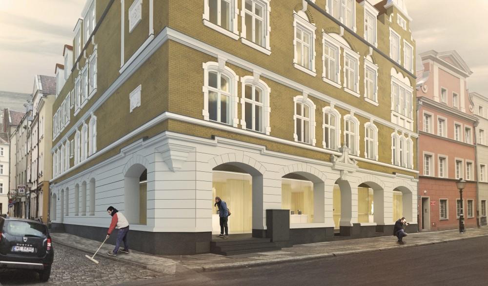 WRO_Renowacja kamienicy w Poznaniu